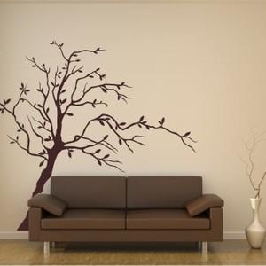 Drzewka Szablony Malarskie I Naklejki Dekoracyjne Na Sciane